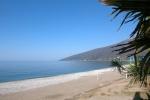 Пляж Новой Гагры