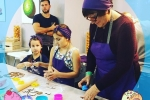 Детские кулинарные мастерклассы